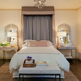 прикроватные тумбочки для спальни виды фото