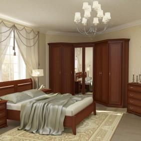 прикроватные тумбочки для спальни фото дизайна