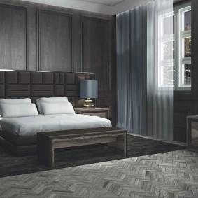 прикроватные тумбочки для спальни дизайн идеи