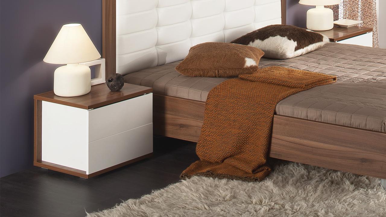 прикроватные тумбы для спальни дизайн