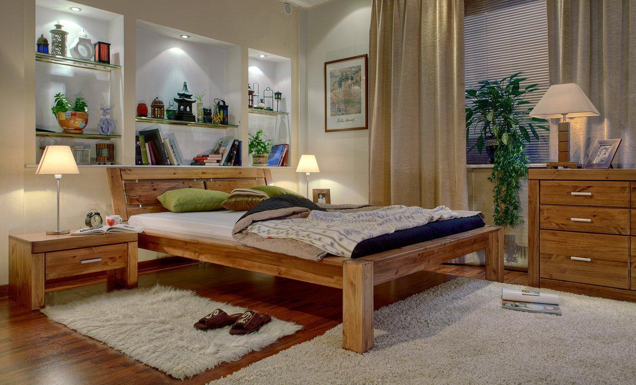 прикроватные тумбы для спальни из дерева