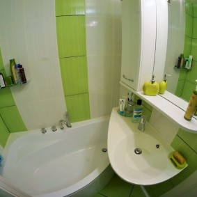 раковина над ванной фото дизайна