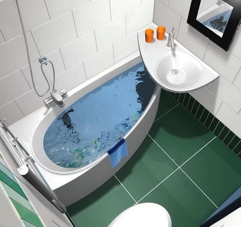 раковина над ванной в хрущевке