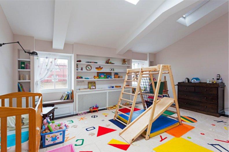 Фото домашнего спорткомплекса Ранний Старт для детей раннего возраста