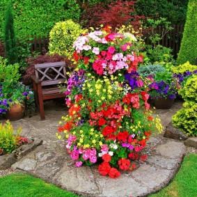 растения в ландшафтном дизайне фото дизайн