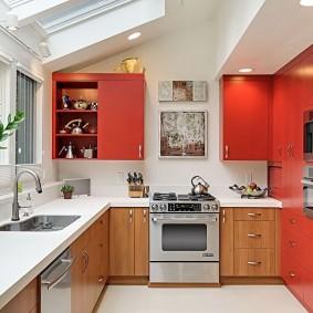 ремонт кухни площадью 9 кв м оформление