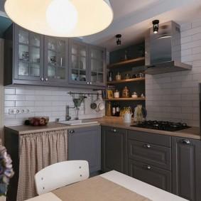ремонт кухни площадью 9 кв м обзор