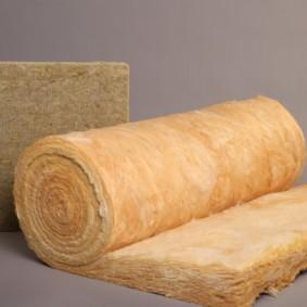 Минеральная вата для утепления стен домашней сауны
