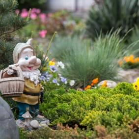 садовая фигура гном идеи вариантов