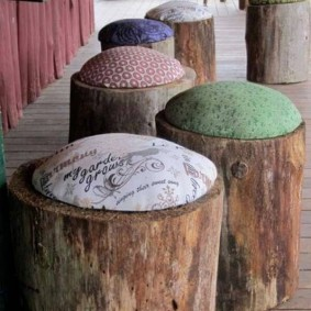 садовая мебель из дерева и металла фото дизайна