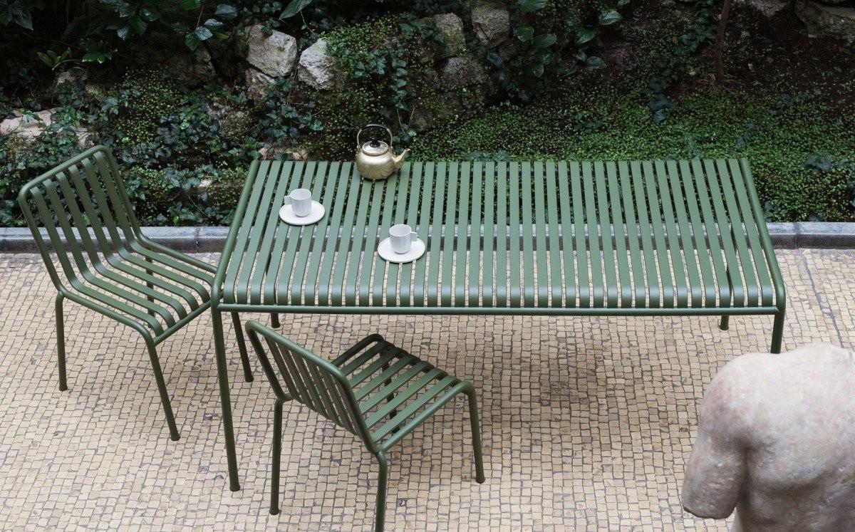 садовая мебель из металла фото идеи