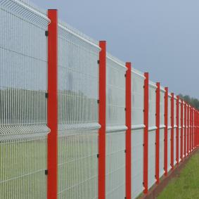 секционный забор для дачи идеи