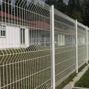 секционный забор для дачи идеи виды