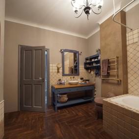серые двери в квартире дизайн идеи