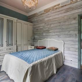 серые двери в квартире фото