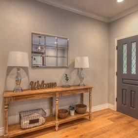 серые двери в квартире варианты идеи