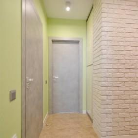серые двери в квартире идеи виды
