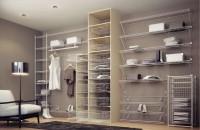 сетчатые гардеробные системы