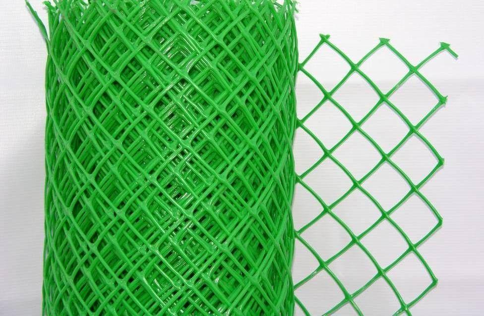 пластиковая сетка рабица