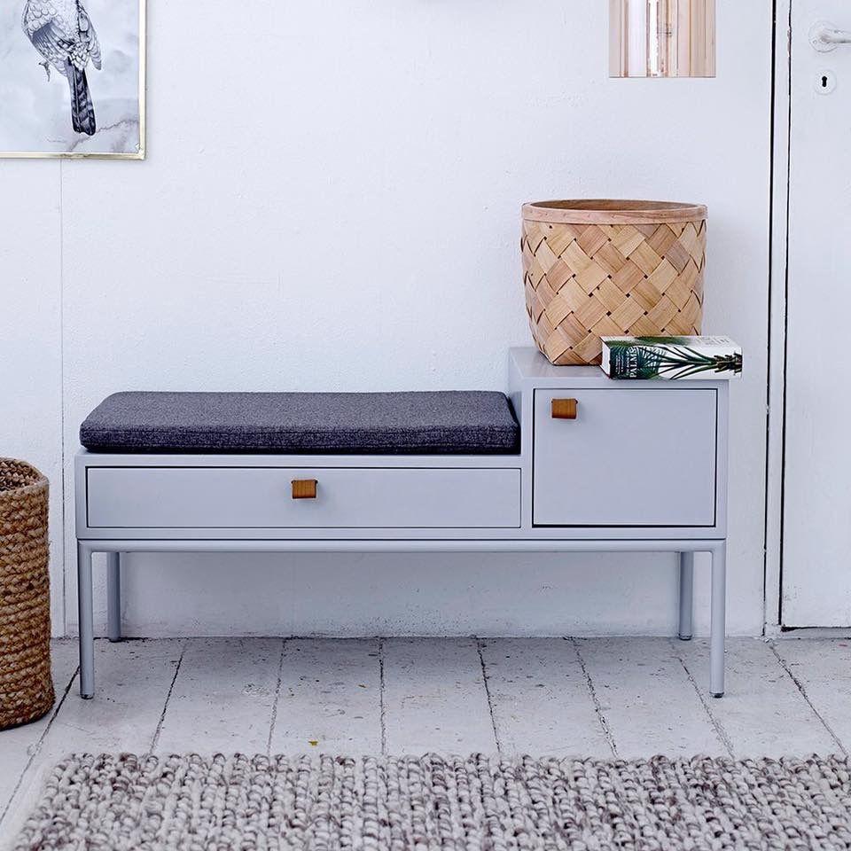 скамейка для прихожей дизайн