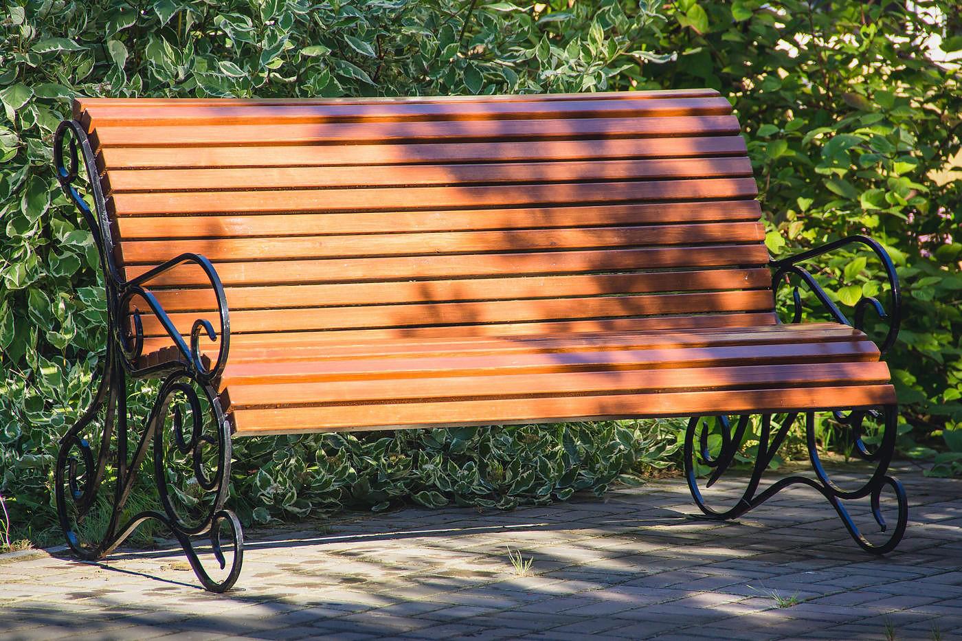 скамейки для сада дизайн