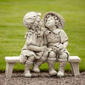 скульптуры для сада идеи дизайна