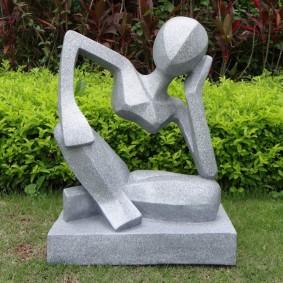 скульптуры для сада декор фото