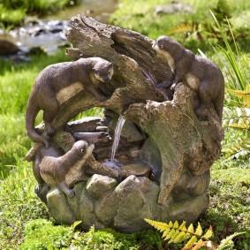скульптуры для сада фото декор