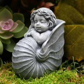 скульптуры для сада декор идеи
