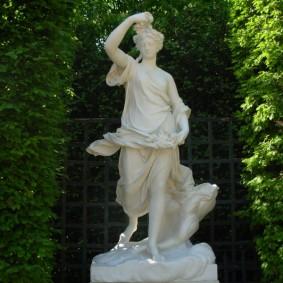 скульптуры для сада фото