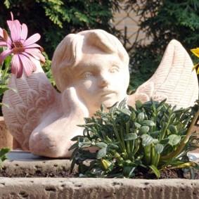скульптуры для сада оформление фото