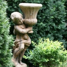 скульптуры для сада идеи
