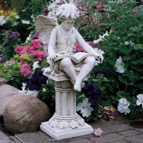 скульптуры для сада фото виды