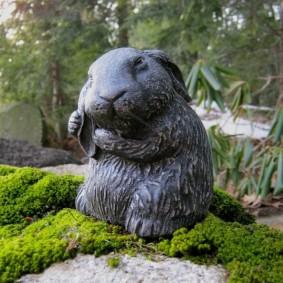 скульптуры для сада виды идеи
