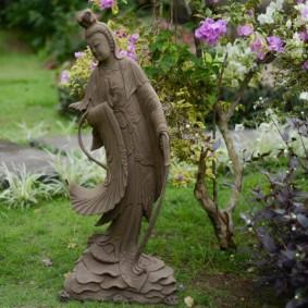 скульптуры для сада обзор