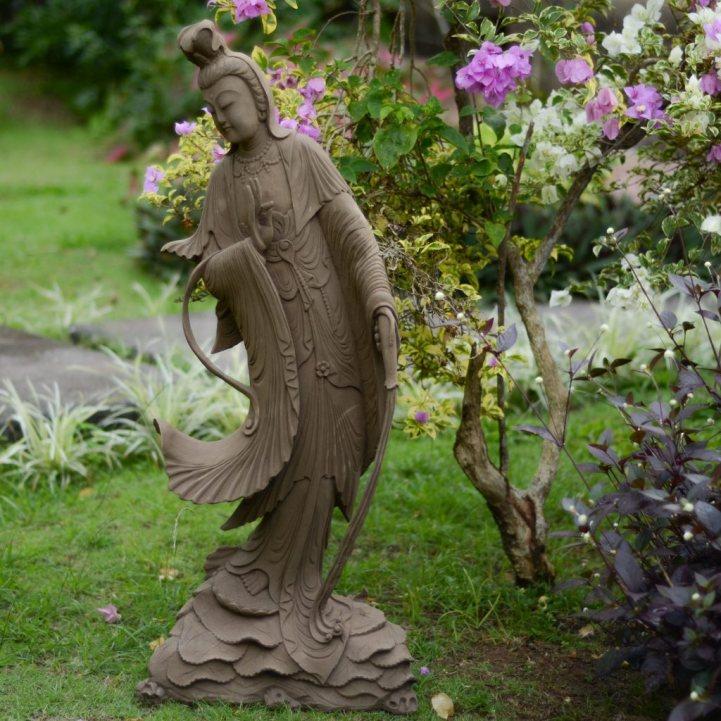 скульптуры для сада картинки какой была