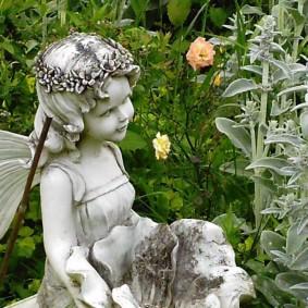 скульптуры для сада виды дизайна