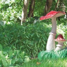 скульптуры для сада виды оформления