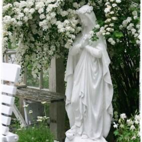 скульптуры для сада дизайн