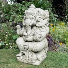 скульптуры для сада фото дизайна