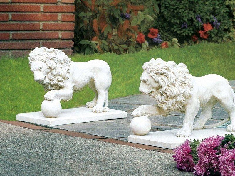 скульптуры для сада гипсовые