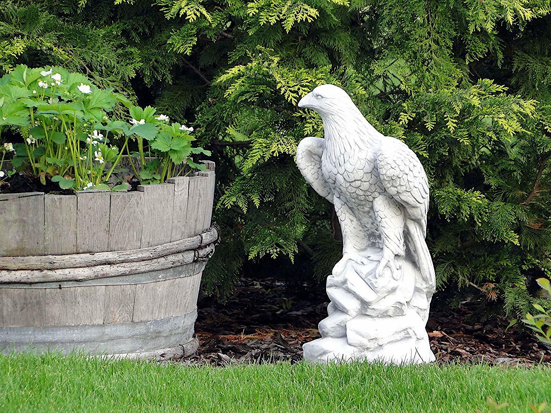 скульптуры для сада птицы
