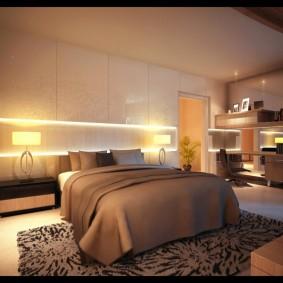 современная спальня фото идеи