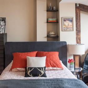 современная спальня фото интерьер