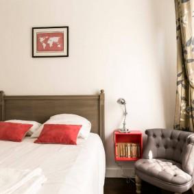 современная спальня виды фото