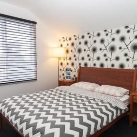 современная спальня фото декора