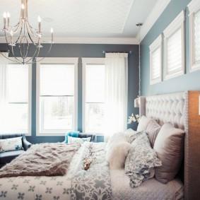современная спальня идеи интерьера