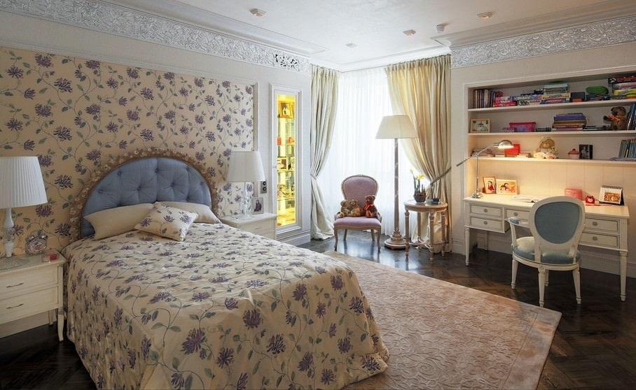 Интерьер спальня девочки двенадцатилетнего возраста