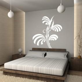 спальня в шоколадных тонах идеи дизайн