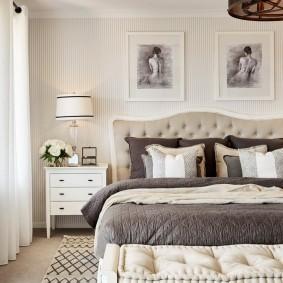 спальный гарнитур фото декора